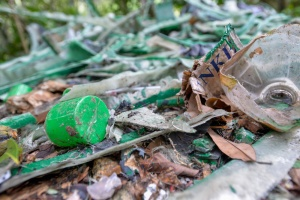 Pantai Hill trash adds to environment destruction