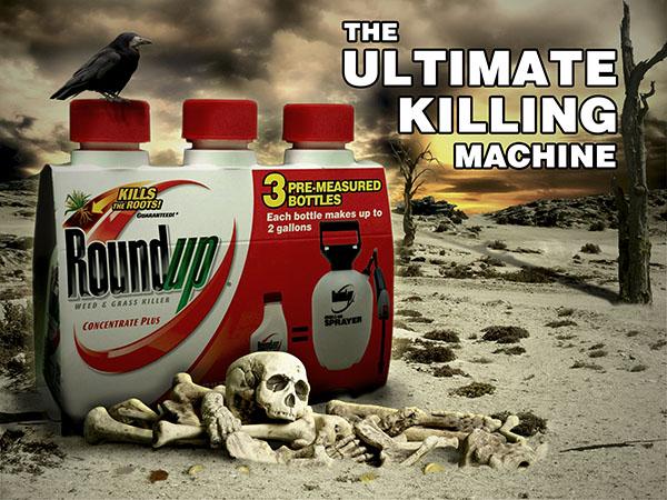 Roundup Kills
